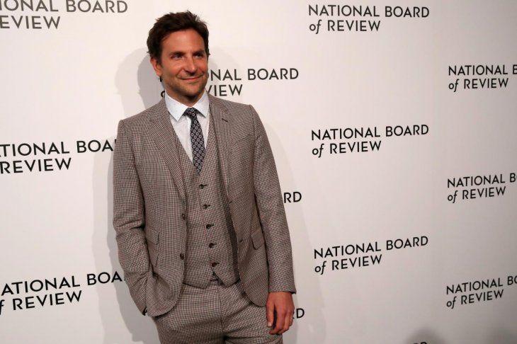 Bradley Cooper ya suma siete nominaciones al Óscar en su carrera, sin haber ganado en ninguna ocasión. Foto: Reuters