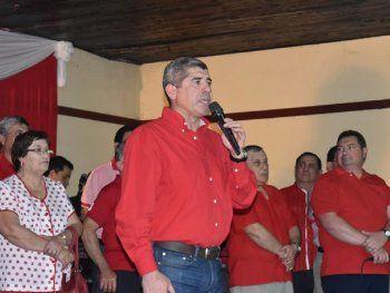 Héctor Figueredo es un político de carrera en el Departamento de Paraguarí.