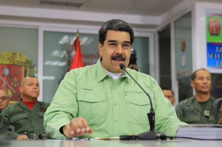 Maduro anuncia la llegada de 7,5 toneladas de medicamentos provenientes de Rusia