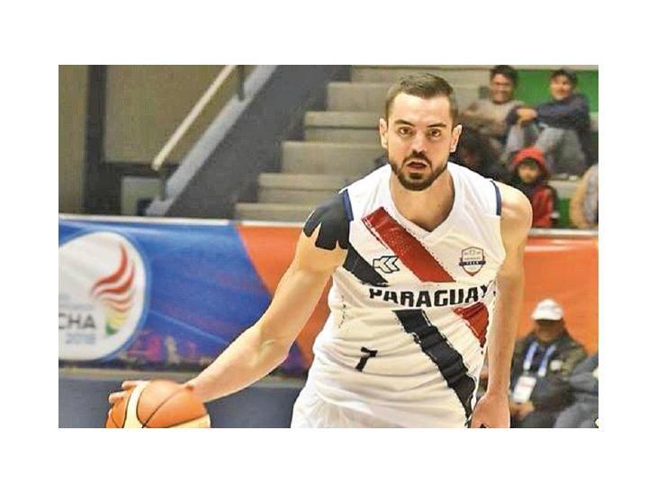 Puntal. Bruno Zanotti integra  la  Selección Nacional.