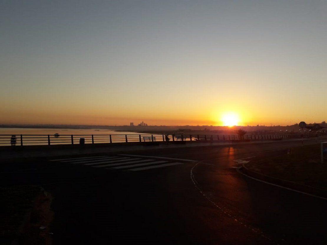 Clima: Lunes fresco a cálido y sin lluvias
