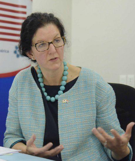 Asunción. Kimberly Breier