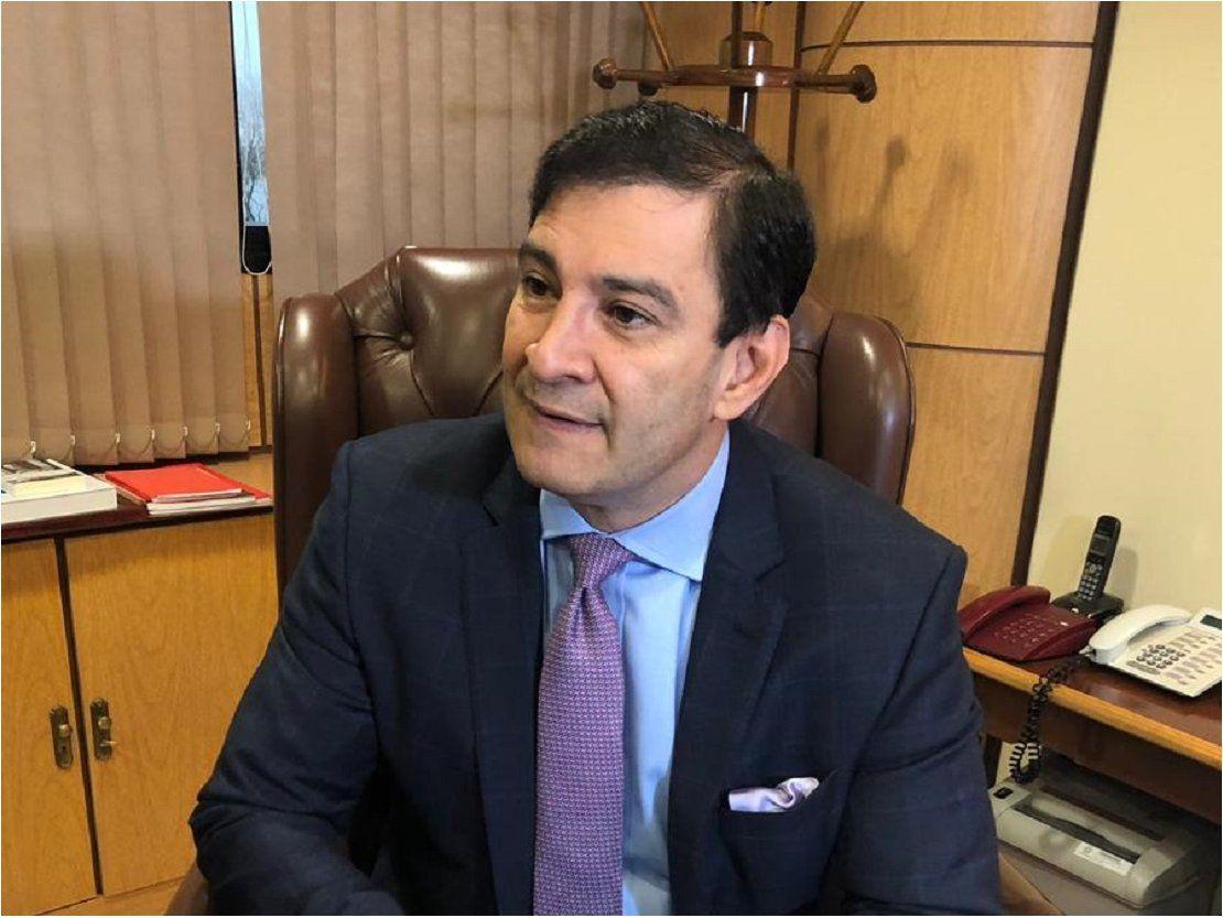 Silvio Ovelar evita opinar sobre posible interpelación de Petta