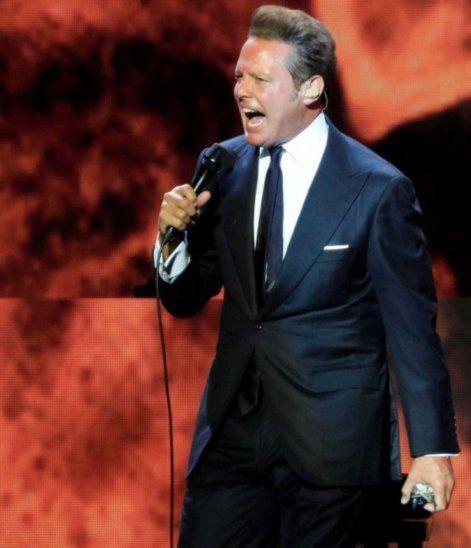 Se posterga concierto de Luis Miguel por problemas técnicos