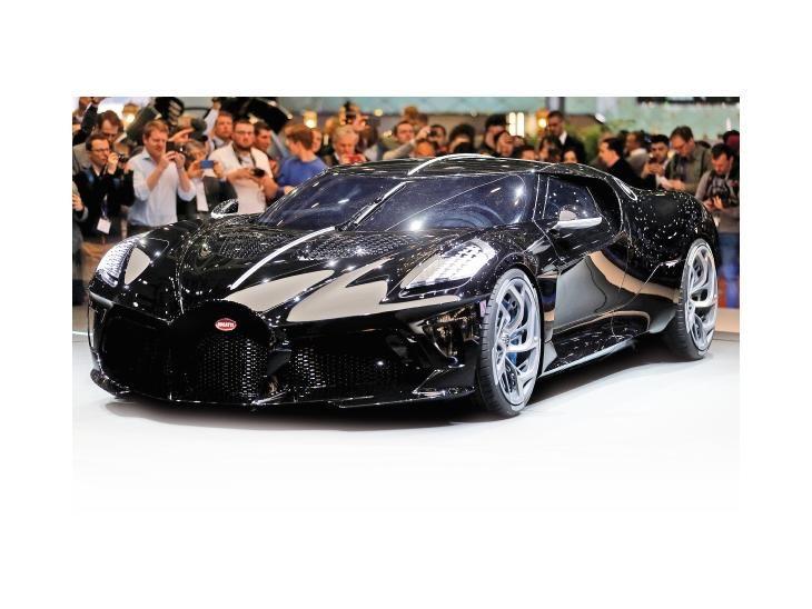 5a60181f7 Este Bugatti se convirtió en el automóvil más caro del mundo, luego de ser  adquirido por la suma de 16,7 millones de euros por un empresario.