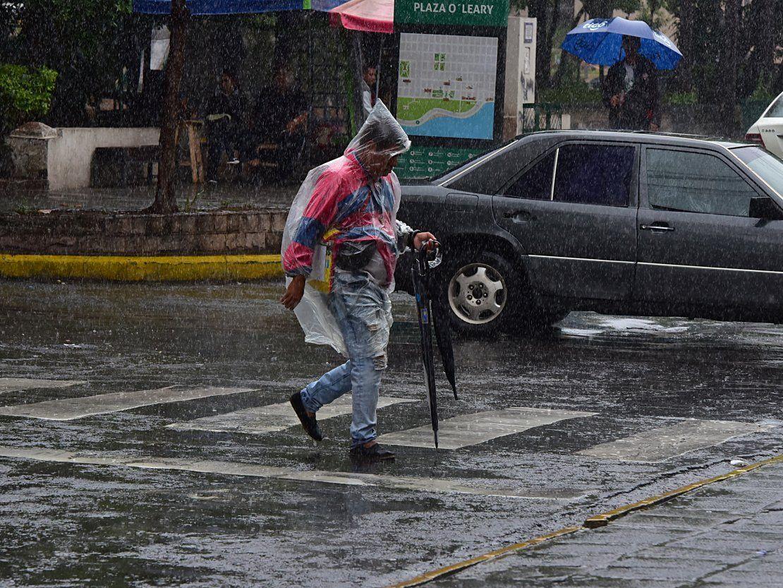 Sábado de Gloria con lluvias y tormentas para gran parte del país