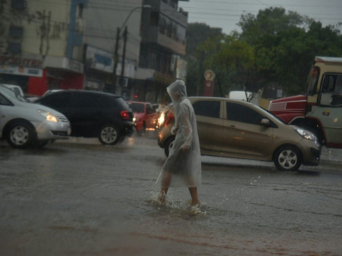 Miércoles cálido y con lluvias, anuncia Meteorología