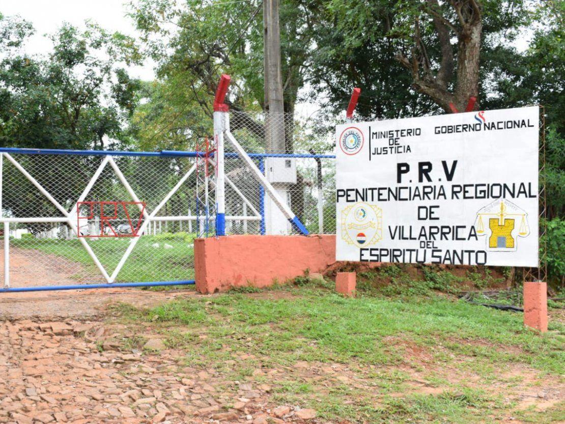 Viceministro de Justicia asegura que penal de Villarrica es el mejor del país
