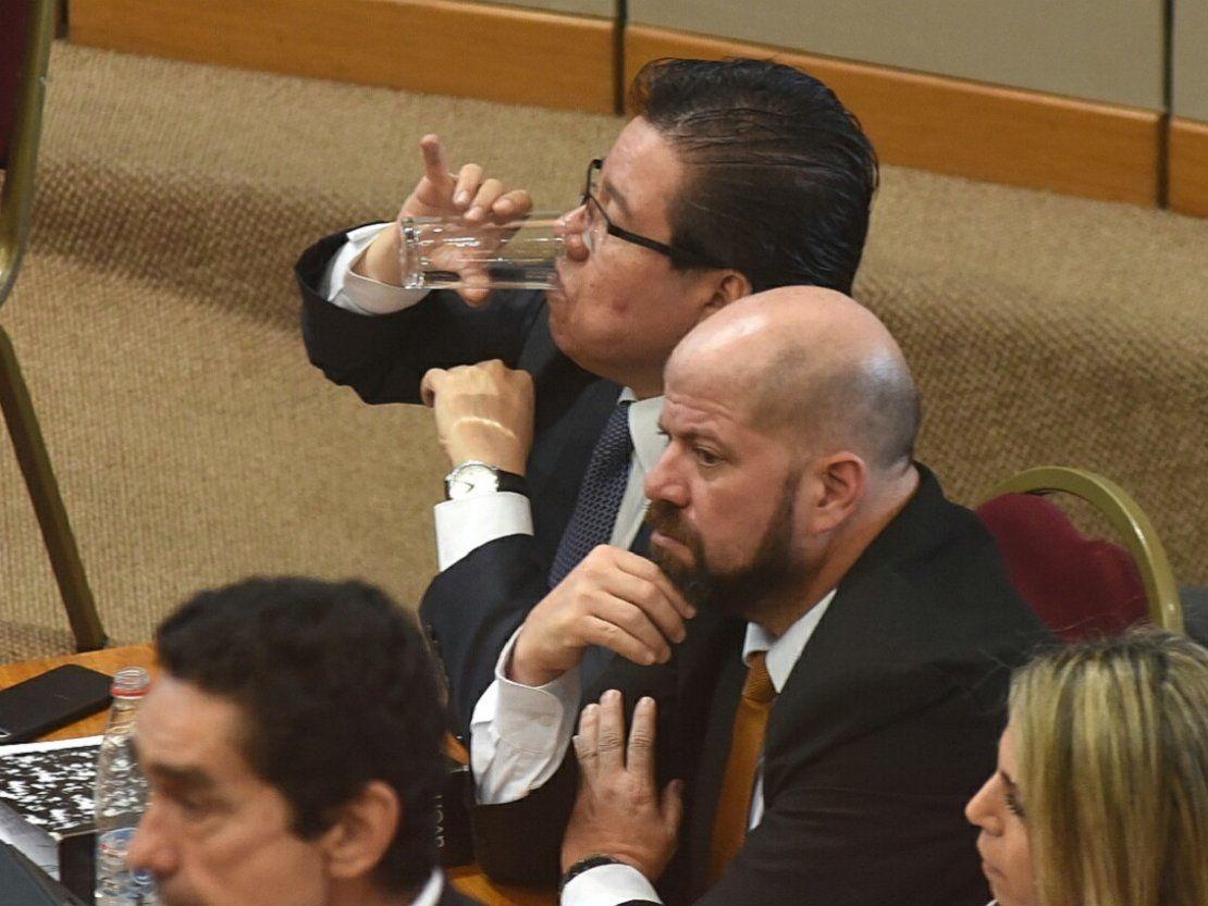 Abogado califica de lamentable la acusación contra Enrique García