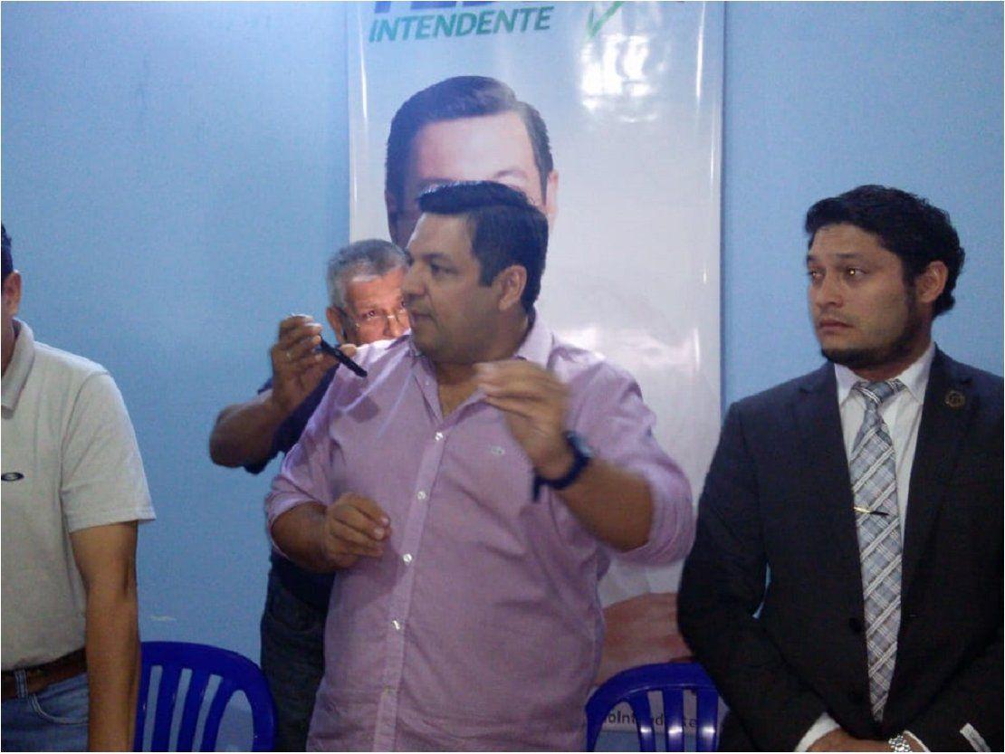 Municipales CDE: Liberales proponen padrón abierto para concretar alianza