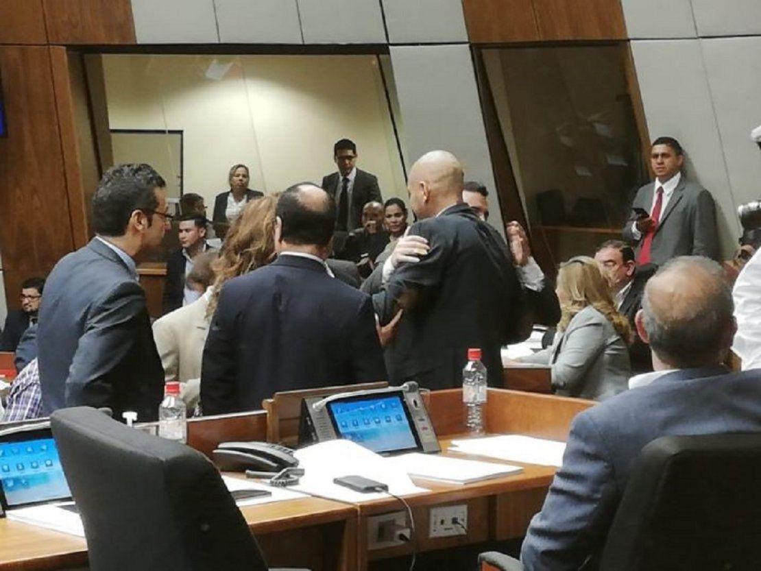Pedro Alliana se reintegra a la Cámara de Diputados
