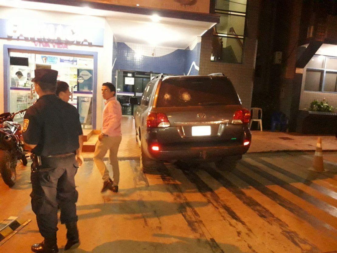 Varios heridos por ataque a balazos en Pedro Juan Caballero