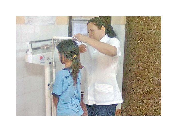 Mejoras. Mazzoleni  anunció el proceso de concurso para contratar personal médico en 9 departamentos para USF.