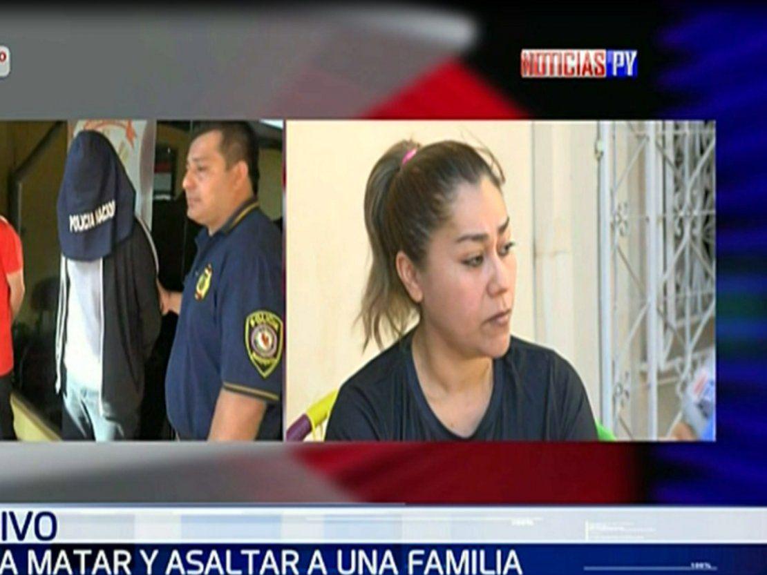 Se frustra plan de asalto y asesinato de una familia en Coronel Oviedo