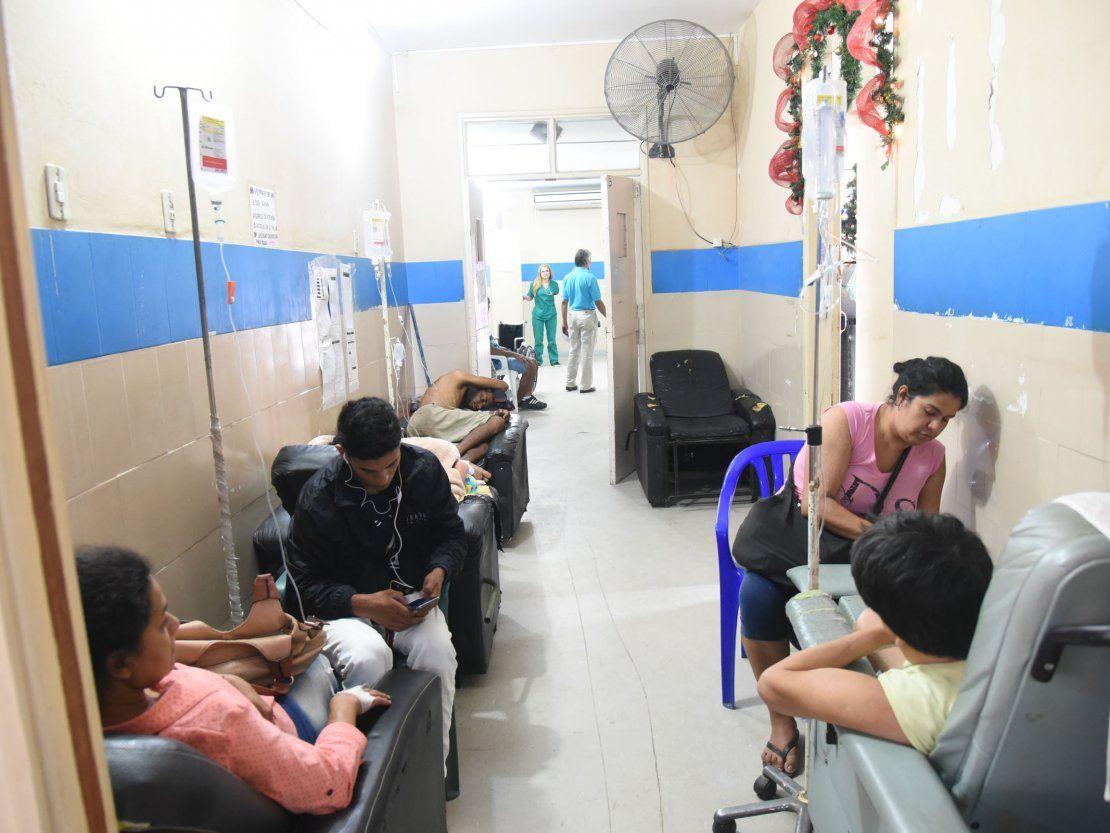 Se registran 965 casos de dengue en el país en lo que va de 2019