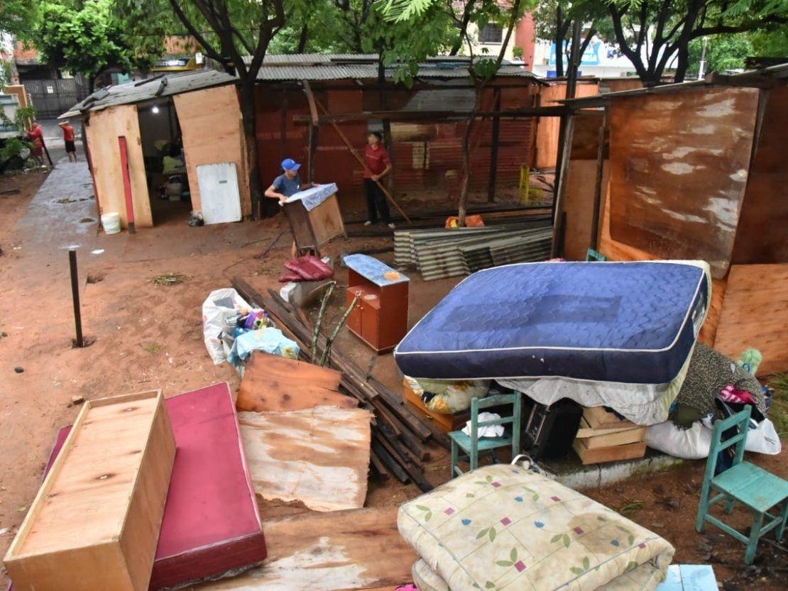 Suman 12.800 las familias afectadas por inundaciones