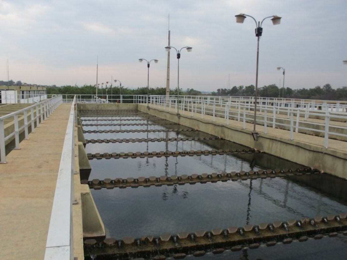 Essap garantiza agua potable y descarta contaminación en el río Paraguay