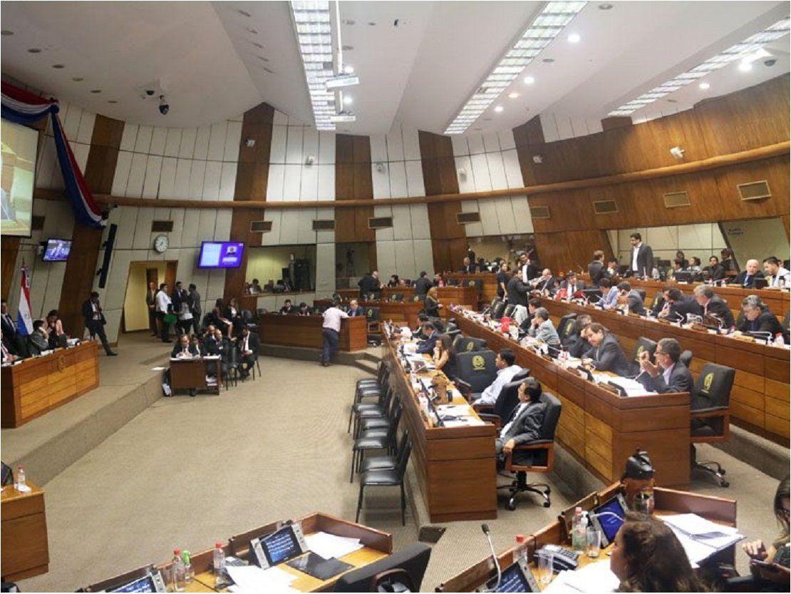 Diputados ratifican sesión mau que mantiene elección de parlasurianos