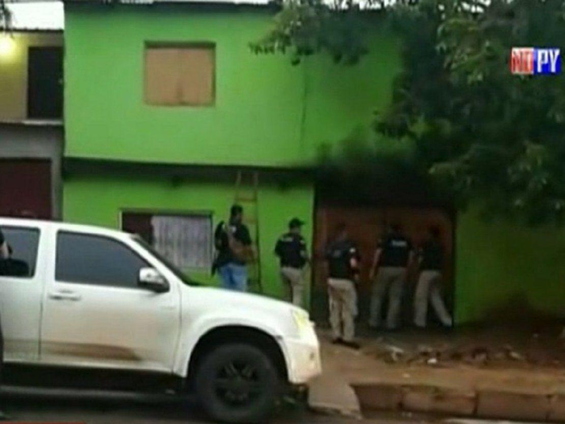 Policía detiene a un supuesto asaltante en el Bañado Sur