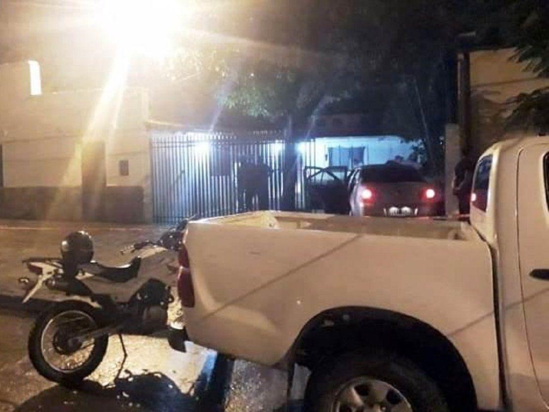 Tres paraguayos fueron detenidos por supuesto intento de robo