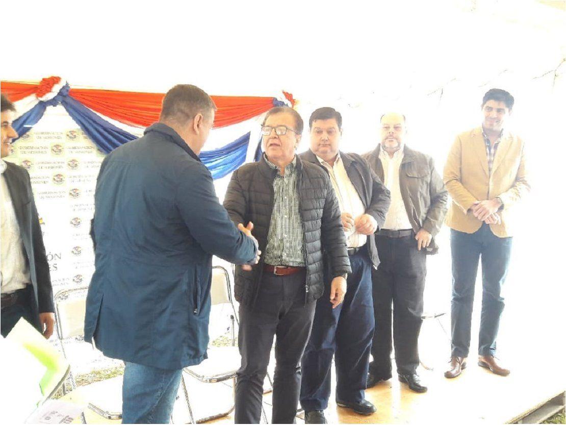 Alianza público-privada en beneficio de los productores en Misiones