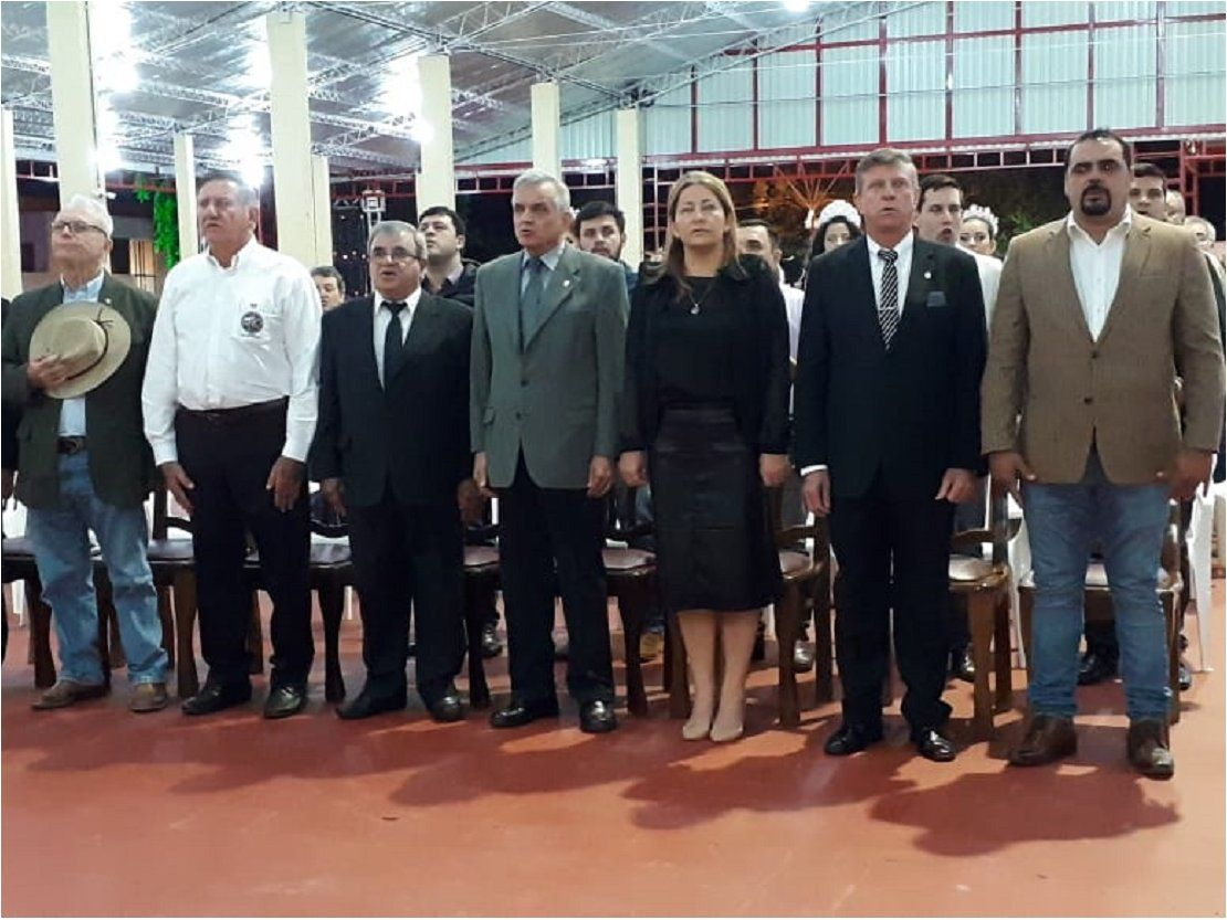 Autoridades dieron apertura a la Expo Canindeyú