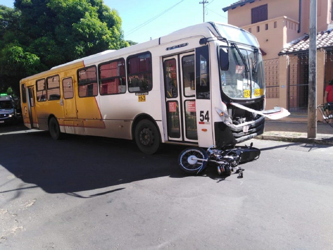Accidente de tránsito deja un fallecido en Asunción