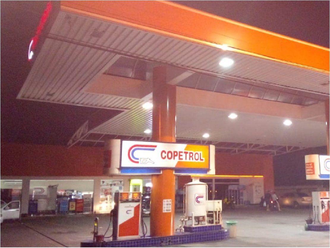 Asaltantes se llevan G. 300.000 de una gasolinera