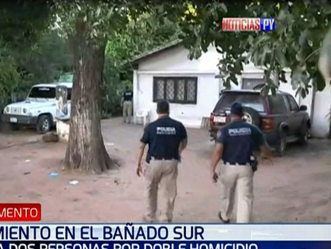 Dos detenidos más por doble homicidio tras riña en el Bañado Sur