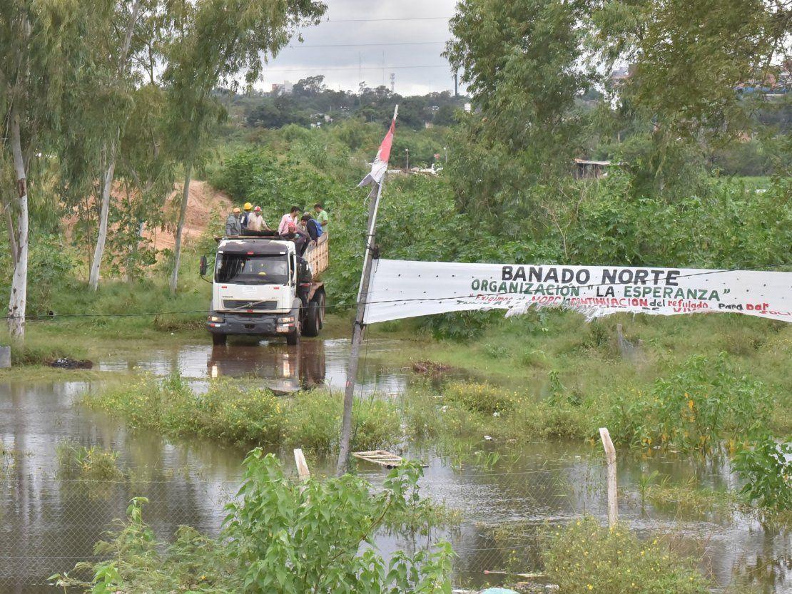 Crecida del río Paraguay fue más de lo previsto, afirma meteoróloga