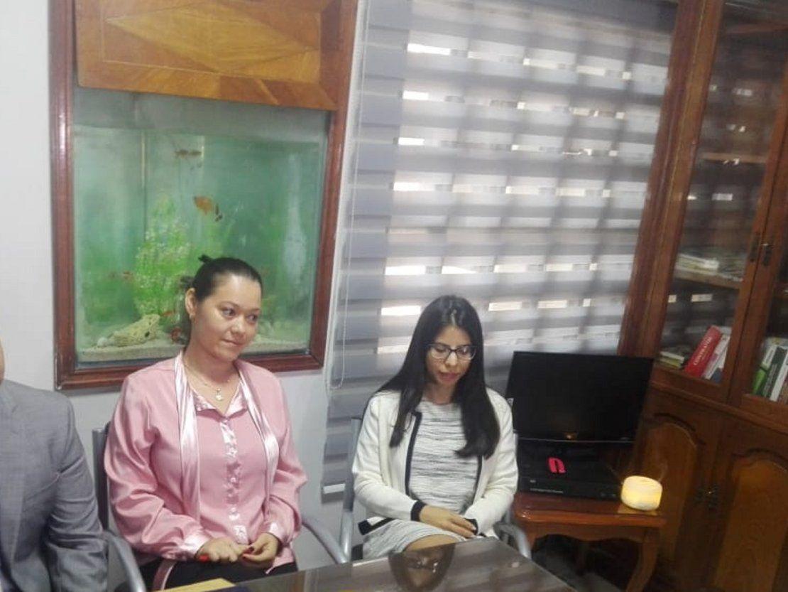 Gabriela Quintana niega haber sido niñera de las hijas de Víctor Bogado
