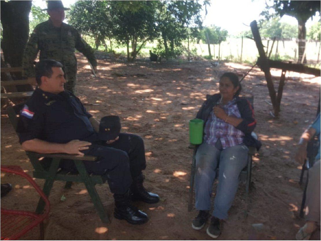 Madre de Edelio reclama información y pide audiencia con Mario Abdo