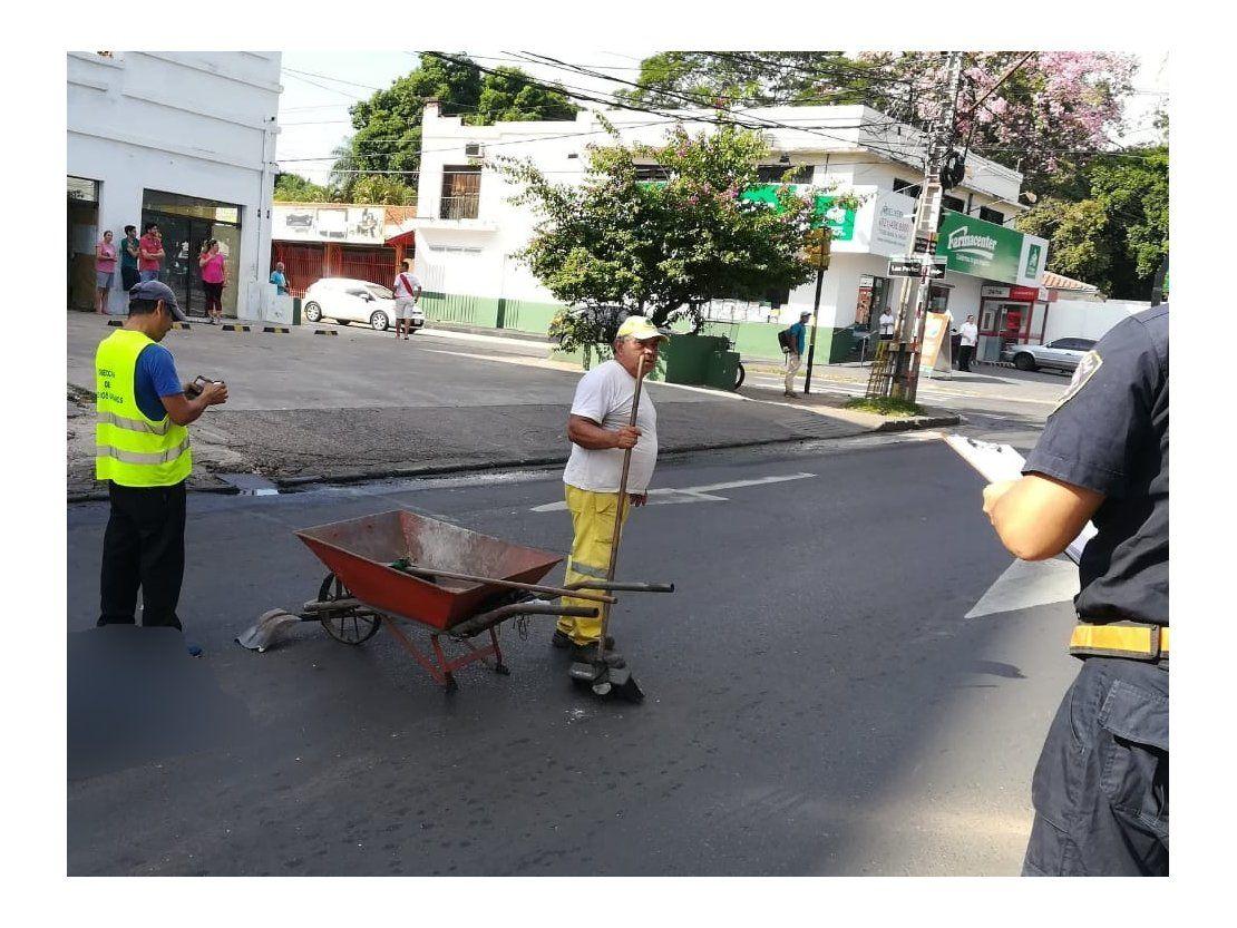 Funcionaria municipal fallece tras ser atropellada en Recoleta
