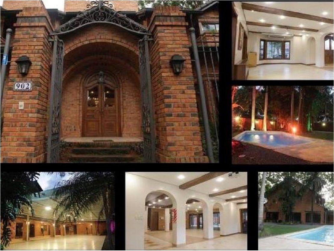 Allanan propiedad de Dario Messer en Asunción