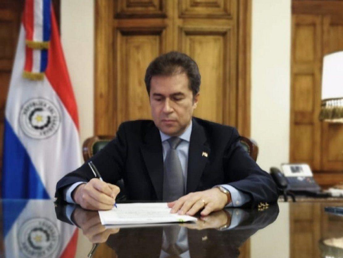 Paraguay presenta desvinculación de Unasur ante Ecuador