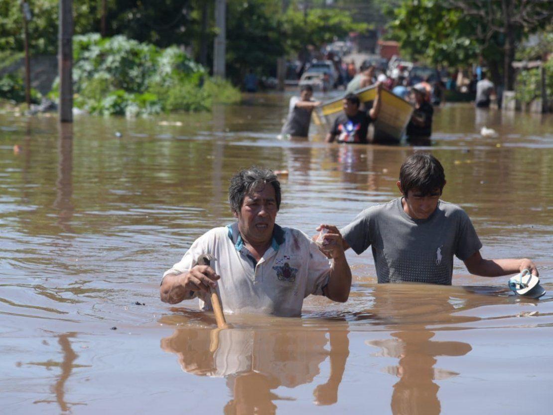 Ministerio de Salud activa alerta epidemiológica por inundaciones