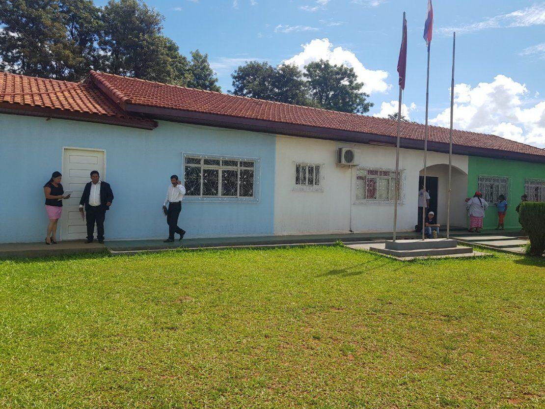 Toman Municipalidad de Ypejhú por suspensión de ediles opositores