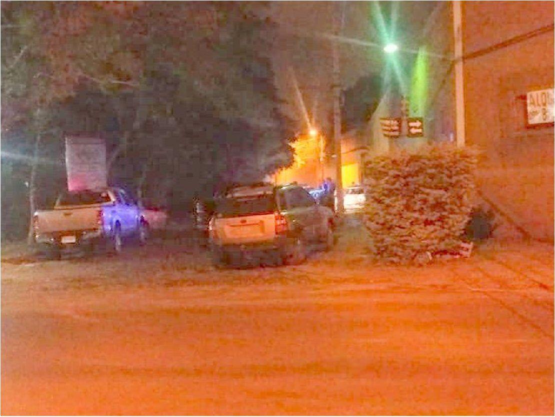 Vecinos ayudan a capturar a supuesto tortolero en el barrio Villa Aurelia