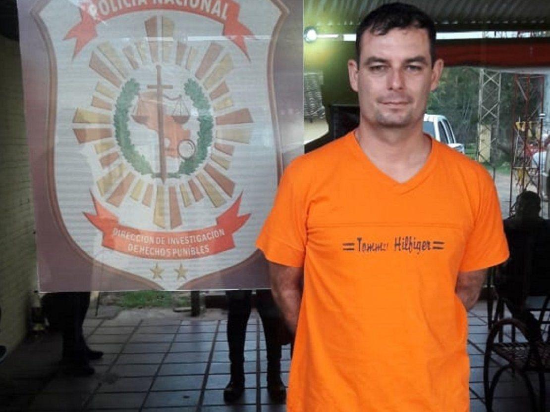 Detienen a otro supuesto testaferro de Cabeza Branca en Coronel Oviedo