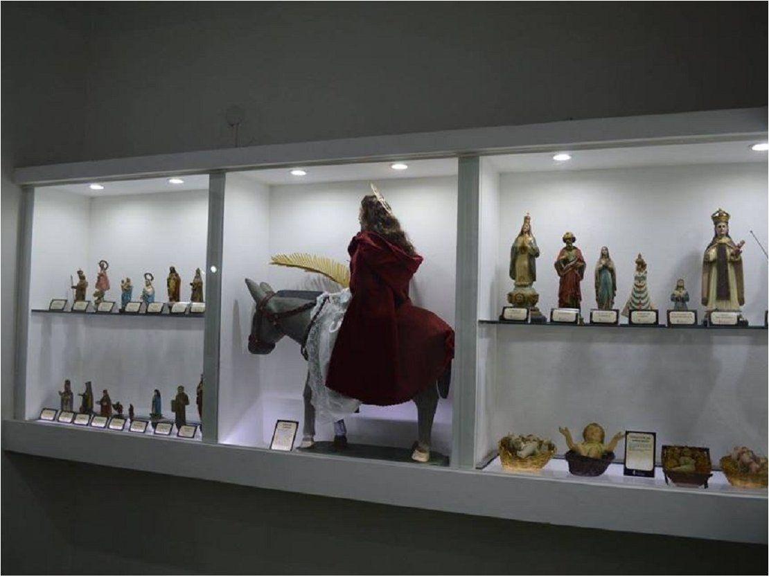 Muestra recuerda la influencia indígena en la Semana Santa paraguaya