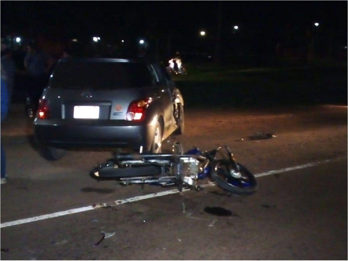 Cuatro personas pierden la vida en accidentes de tránsito en Itapúa