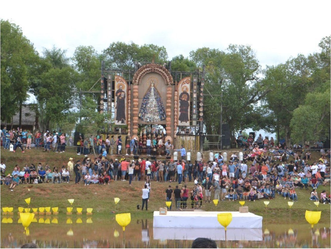 Tañarandy: Miles de visitantes esperan...