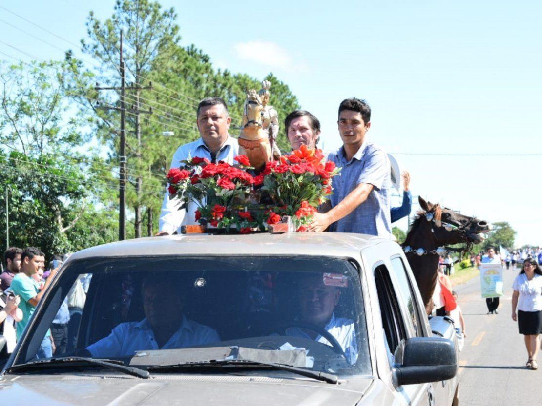 Guairá: Celebran 107 años de creación de la compañía Jorge Naville
