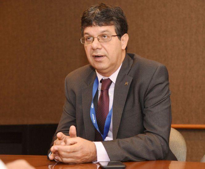 Entrevista. Marcus Vinicius Vidal Pontes conversó con ÚH.