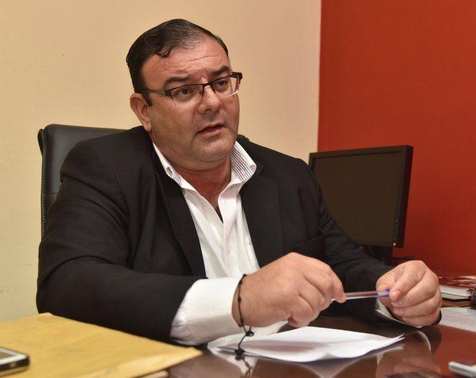Tomás Éver Rivas. Foto. ÚH Archivo
