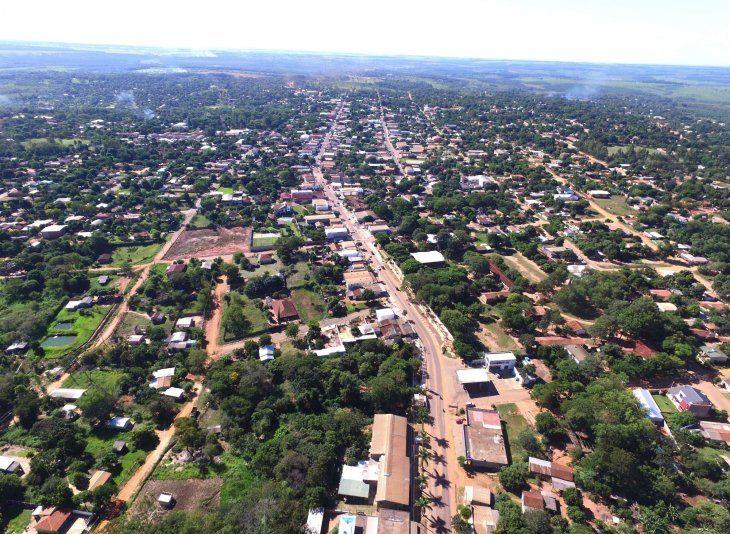 Crecimiento. Varias importantes empresas se instalaron en la ciudad para instalarse tras las nuevas rutas construidas en la ciudad.