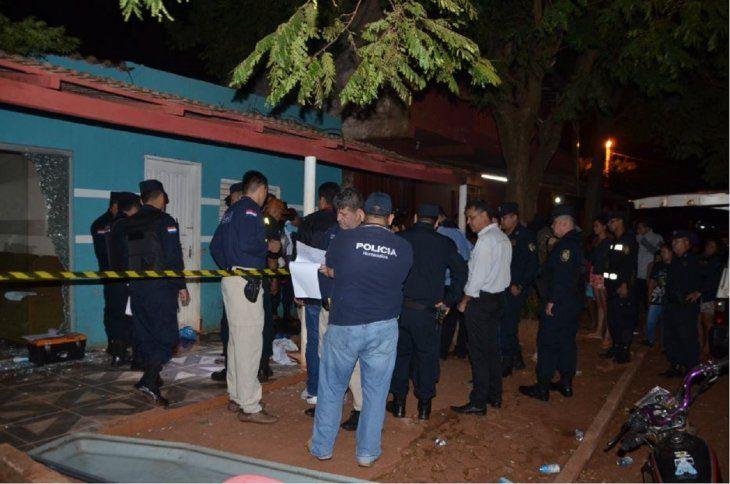 Seis personas fueron asesinadas en Pedro Juan Caballero.