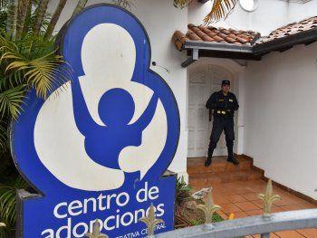 En la intervención al Centro de Adopciones se hallaron excesivas demoras en los procesos.