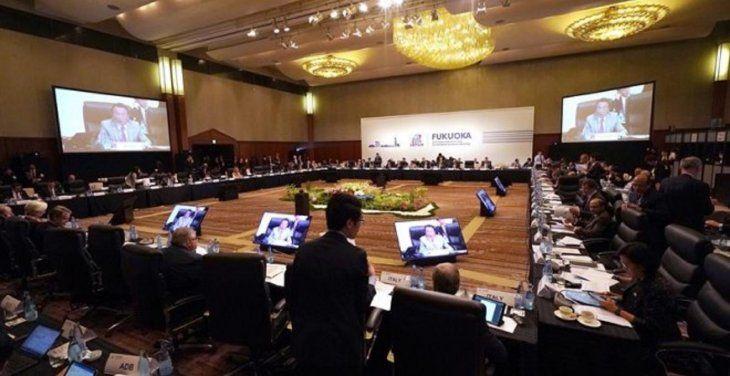 El G20 anticipa un crecimiento moderado