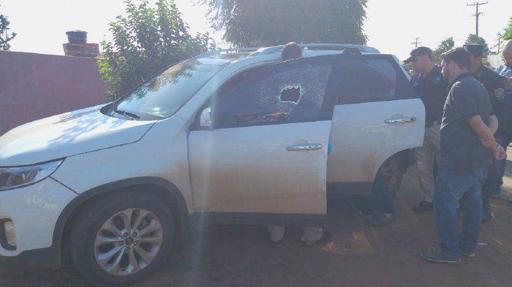 El atentado en donde falleció el médico se registró en la tarde de este martes, en la ciudad de Pedro Juan Caballero.